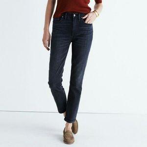 Madewell Cruiser Straight Jeans